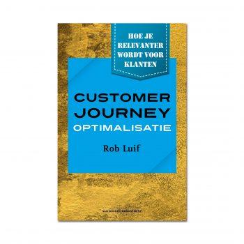 boek Customer Journey Optimalisatie