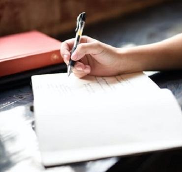 Dagboek als uitlaatklep voor coronastress