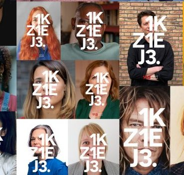 113 Zelfmoordpreventie lanceert '1K Z1E J3' campagne